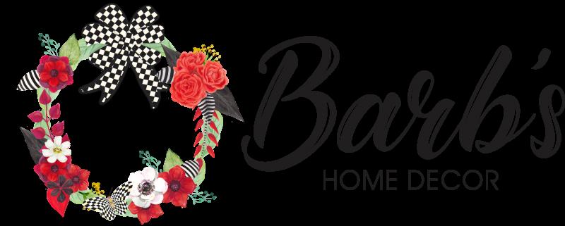 Barbs Home Decor Custom Wreaths