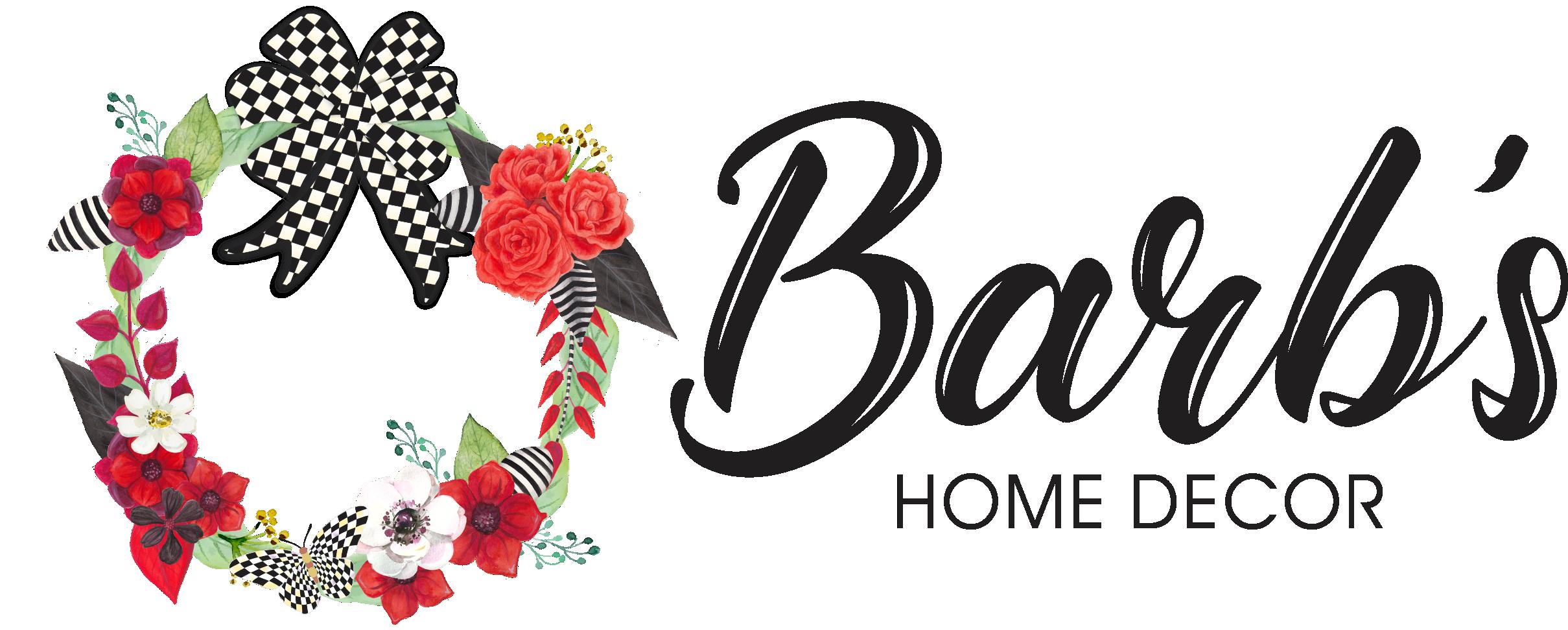Barbs Home Decor--Special, handmade Wreaths for everyone